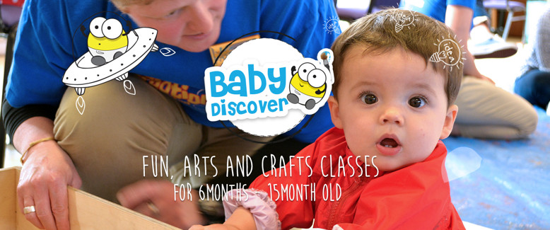 Baby Discovery sessions