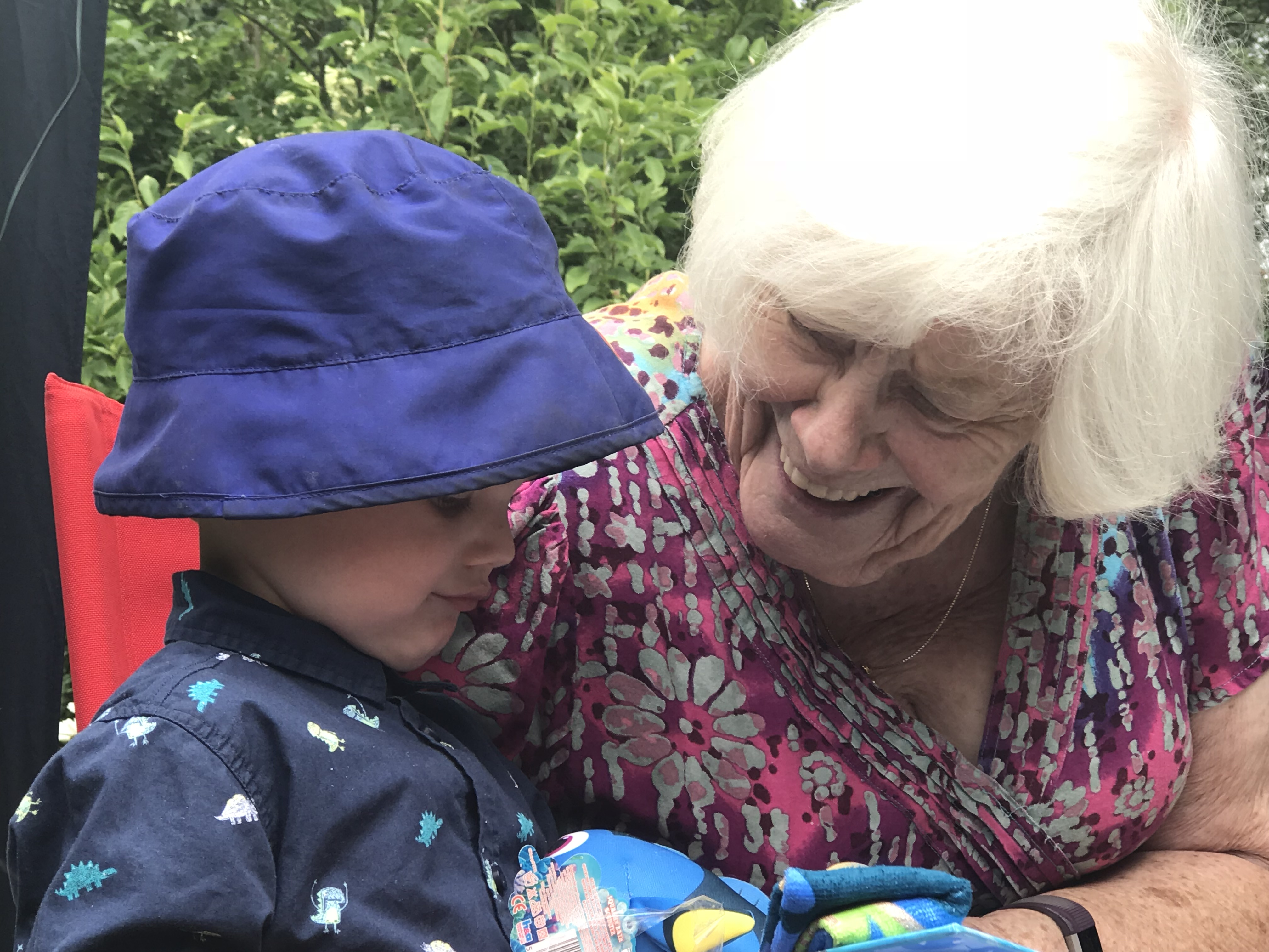 The Creation Station  bring intergenerational activities to young and old