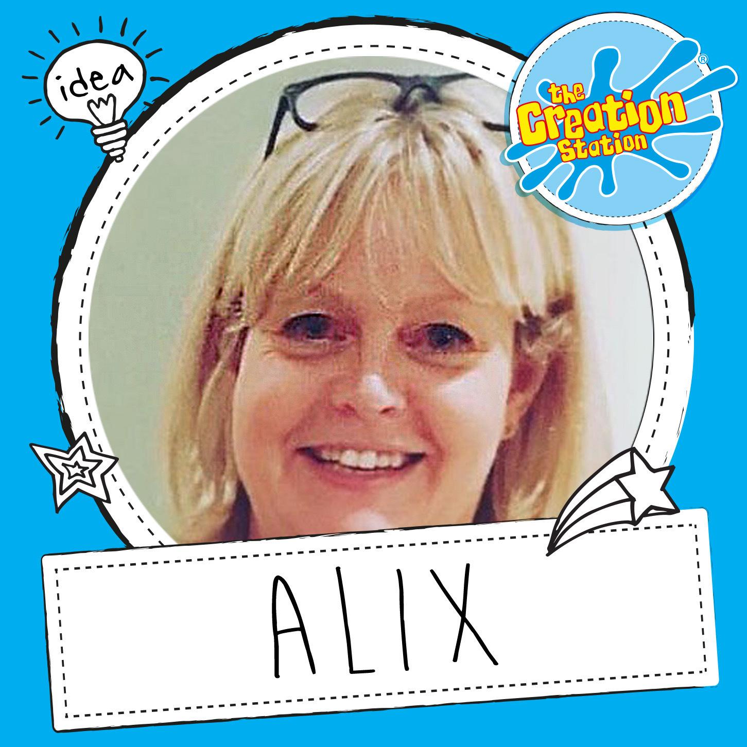 Alix Purton